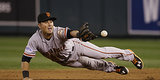 Giants' Joe Panik Keeps Calm And Turns Amazing World Series Double Play