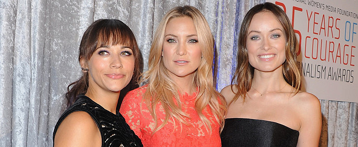 Did These Stars Outshine Kate Hudson on Last Night's Red Carpet?