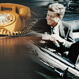 Hello? JFK's About to Die: The 6 Creepiest Anonymous Calls