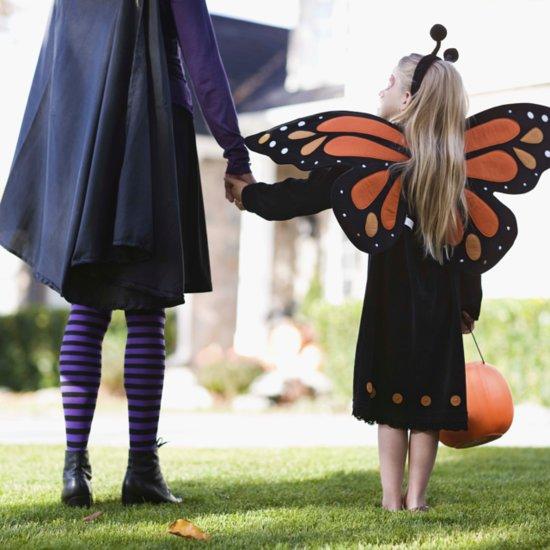Halloween With Divorced Parents