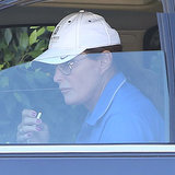 Bruce Jenner With Painted Nails | Photos