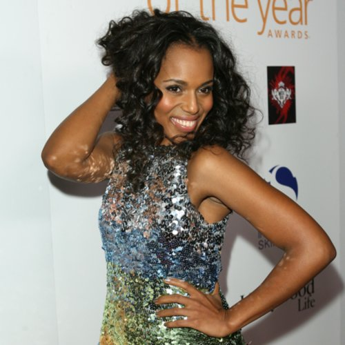 Pictures of Kerry Washington Over the Years