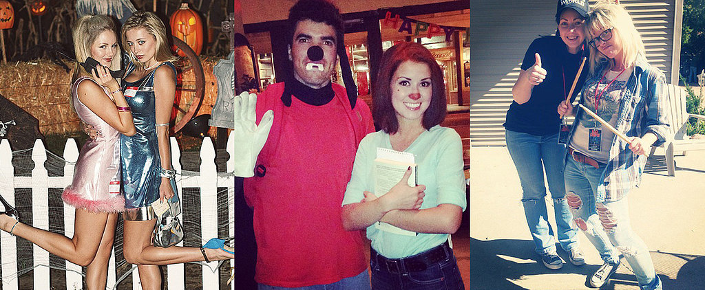 POPSUGAR Shout Out: '90s Couples Costumes That Are the Bomb Dot Com