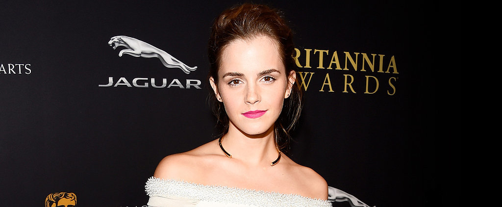 Emma Watson Steals the Spotlight at the BAFTA Awards, Obviously