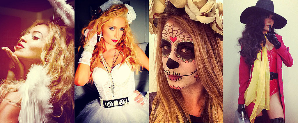 Flashback Friday: Celebrity Halloween Costume Edition