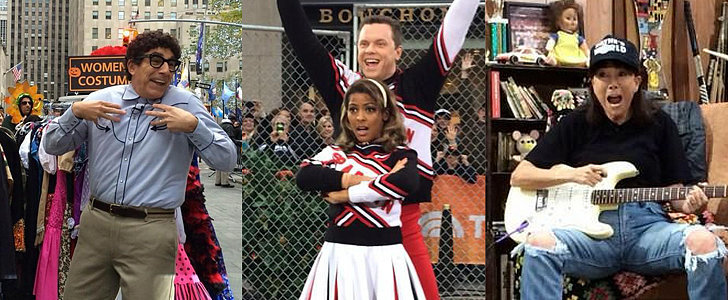 Live, From New York, It's the Today Show's Halloween Costumes