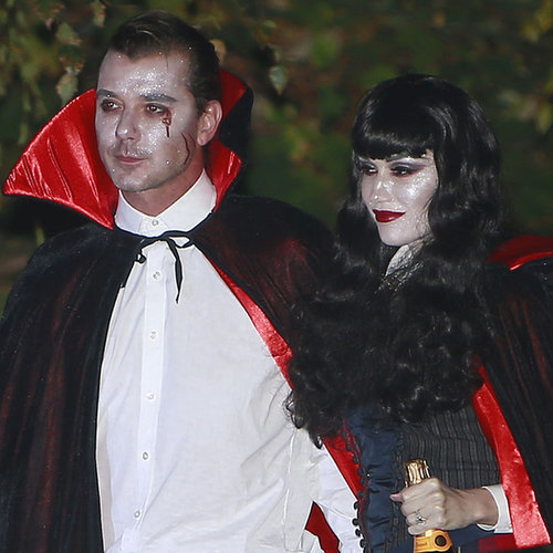 Celebrities at Kate Hudson's Halloween Party 2014 | Photos