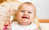 Baby's Eating Habits Develop in First Year