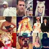 Stars Show Off Sexy and Spooky Halloween Looks on Instagram