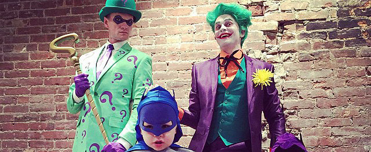 Another Year, Another Adorable Neil Patrick Harris Family Costume