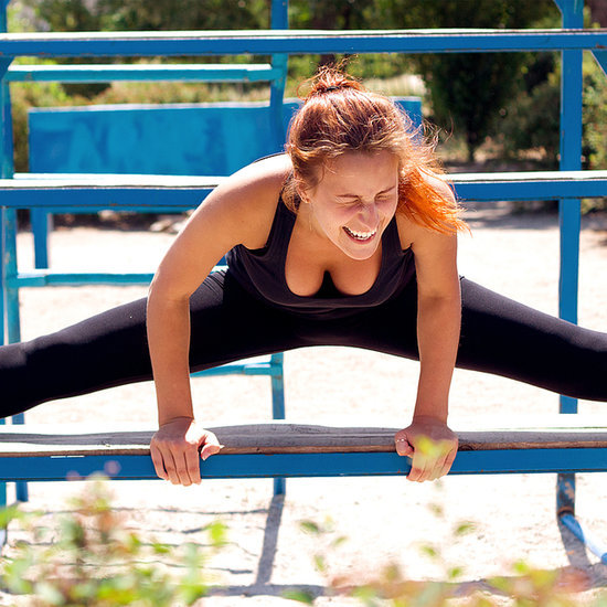 Funny Fitness Fails In GIFs