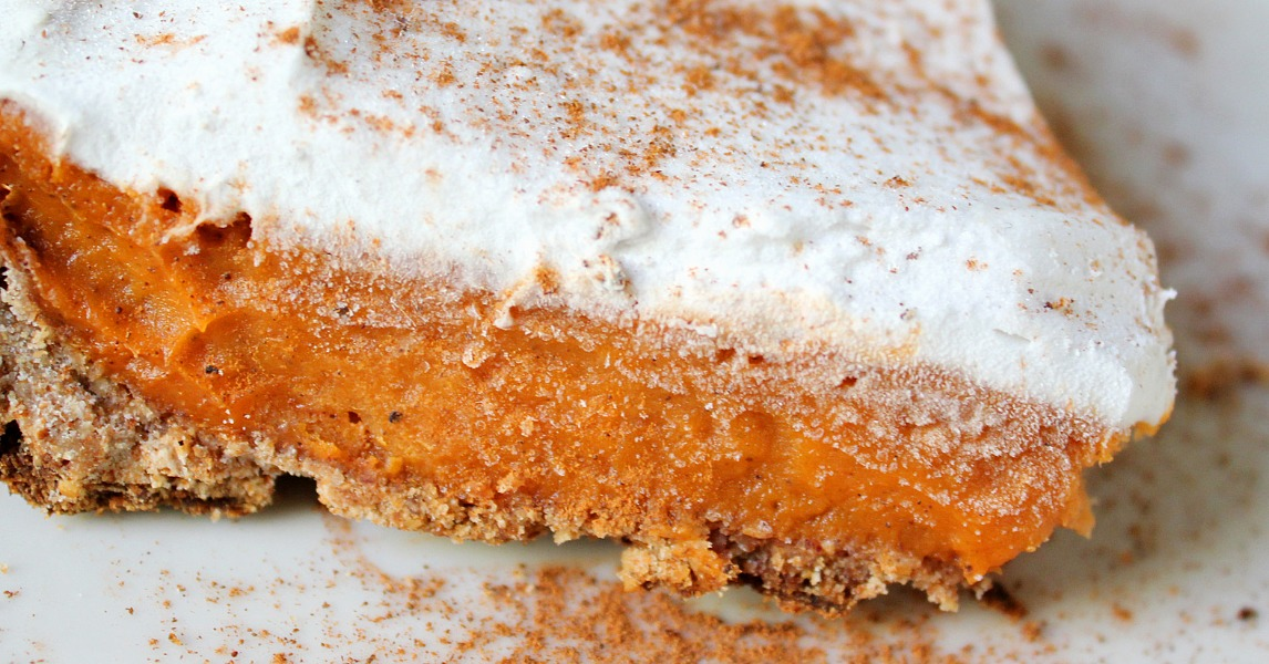 Vegan Sweet Potato Pie Recipe | POPSUGAR Fitness