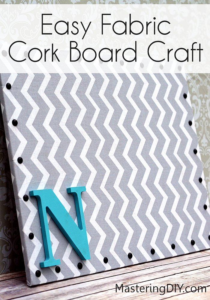 Fabric cork board 37 of the best diy gifts for college for Diy cork board ideas