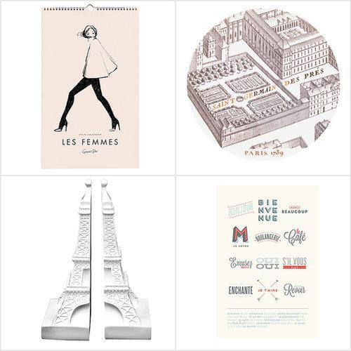Paris Decor Ideas