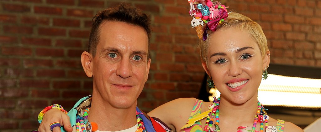 Jeremy Scott on Miley Cyrus and His New Book