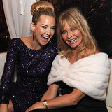Cute Pictures of Kate Hudson and Goldie Hawn