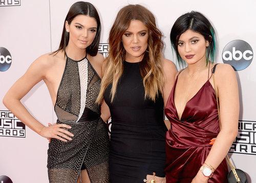 Hair and Makeup at the American Music Awards 2014