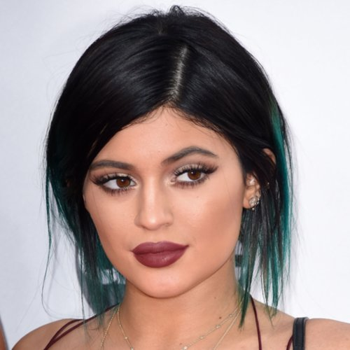 Kylie Jenner's Makeup at the 2014 American Music Awards