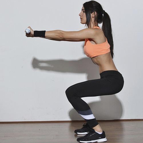 5-Minute Butt Workout