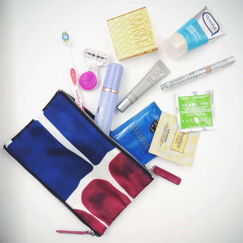 Vacation Packing Checklist   Toiletries