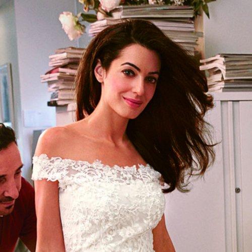 Best Celebrity Wedding Dresses 2014