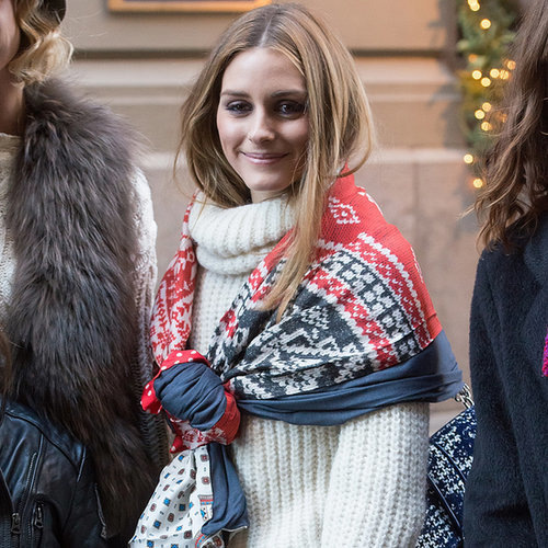 How to Wear Turtleneck Sweaters | Celebrity Style