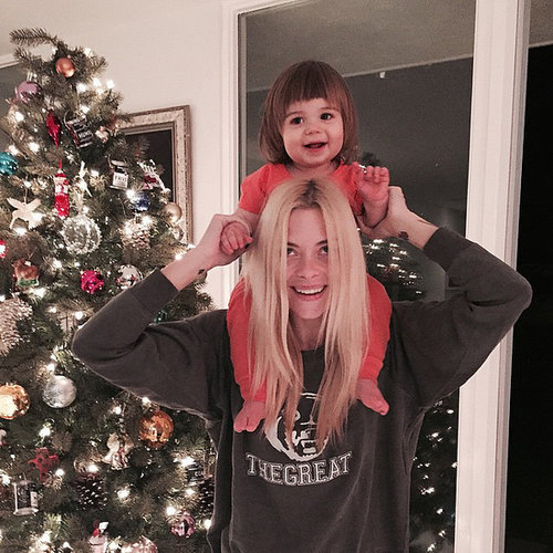 Celebrity Family Pictures Week of Dec. 14, 2014