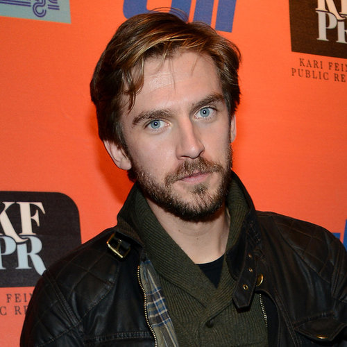 How Downton Abbey's Dan Stevens Has Become a Sexy Beast