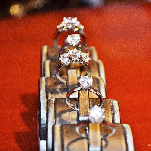 Diamond Carat Size Pictures
