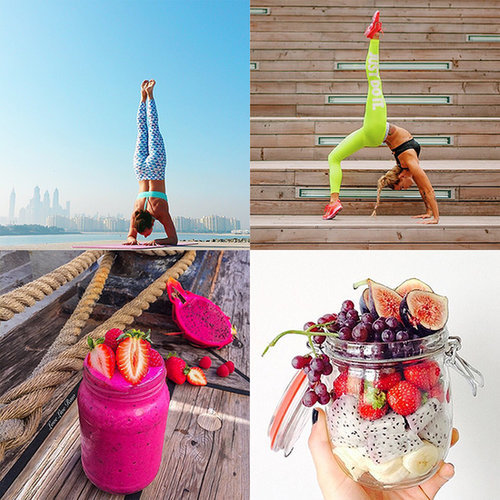 Inspirational Instagram Photos to Kick-Start Healthy Living