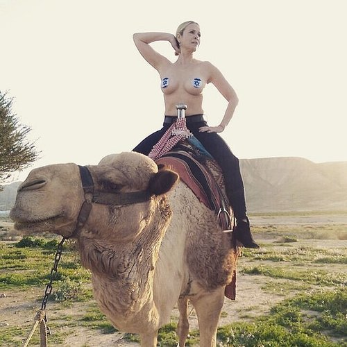 Chelsea Handler Topless Pictures