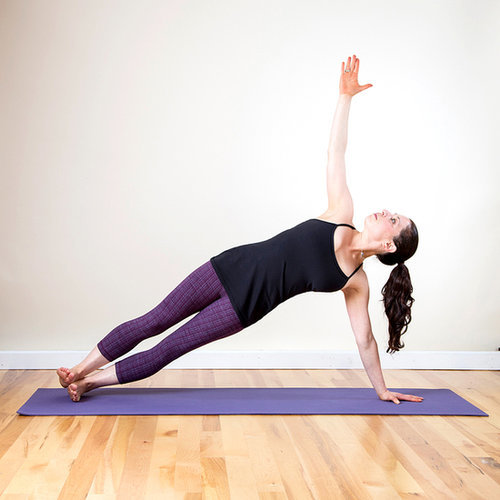 Muscle-Burning Yoga Poses