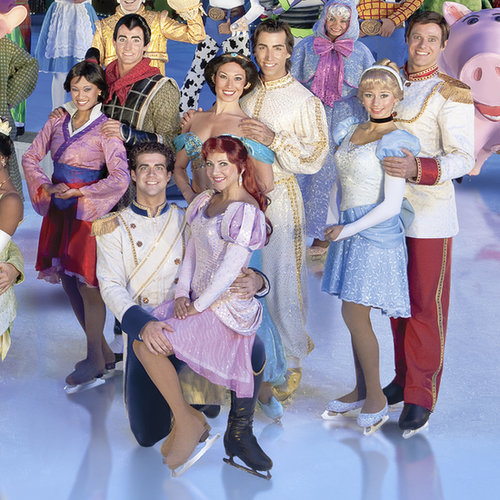 Disney on Ice Cinderella and Prince Charming