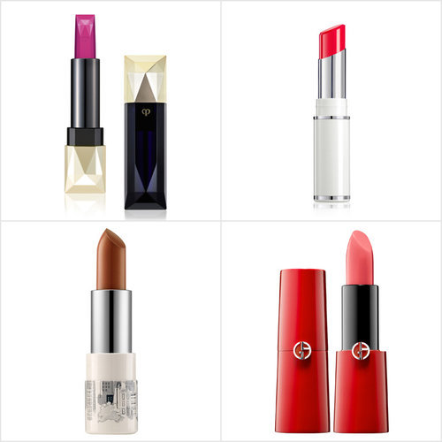 New Spring Lipsticks 2015