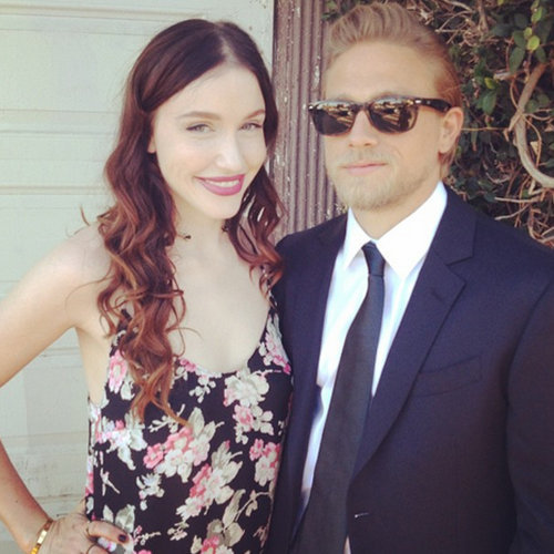 Charlie Hunnam's Girlfriend, Morgana McNelis