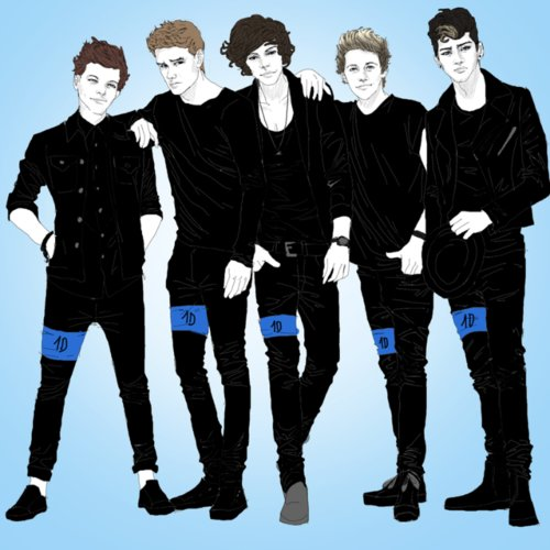 One Direction Fan Art