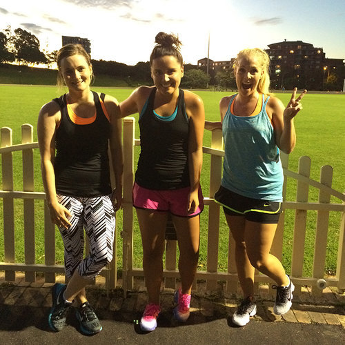 NIKE Training Club Real Girl Challenge to Get Toned