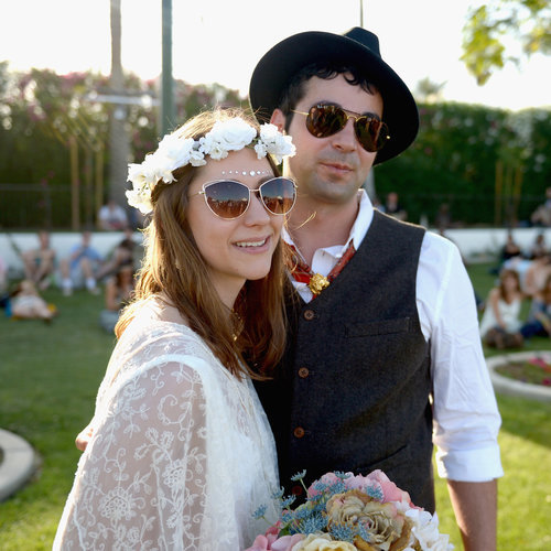 Wedding at Coachella 2015