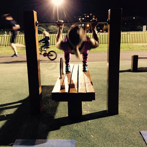 NIKE Training Club Real Girl Challenge to Get Strong