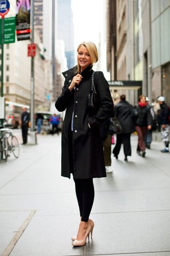 Street Style 57th St NYC