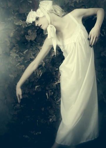 Ghostly Goddess..