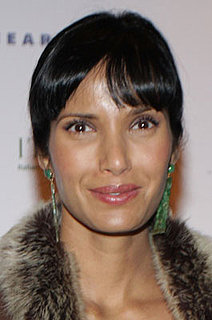 Padma Lakshmi's Pageboy Haircut