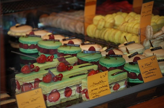 Sweets in the South of France