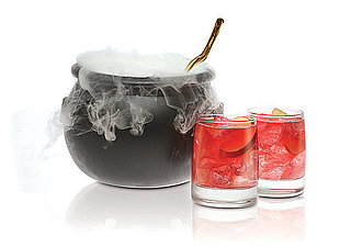 Easy Halloween Punch Recipe