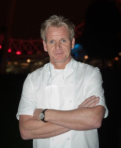 Gordon Ramsay to Bring Masterchef to America
