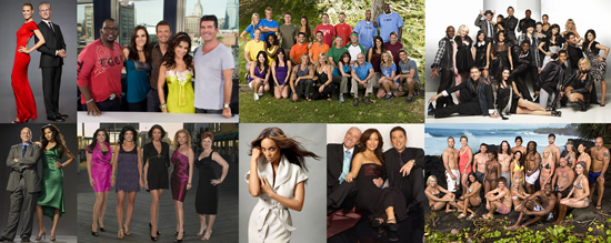 What Is the Best Reality Show of 2009?