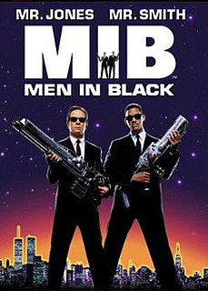 Sony Working on Men in Black 3