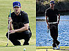 Photos of Justin Timberlake on the Golf Course in Las Vegas for Charity Event