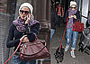 Photos of Sienna Miller Walking Her Dog in NYC 2009-10-15 16:00:00