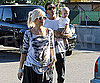 Photo Slide of Gwen Stefani And Gavin Rossdale Food Shopping With Zuma